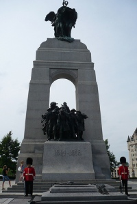 The Cenotaph in Ottawa