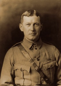 John McCrae, 1914